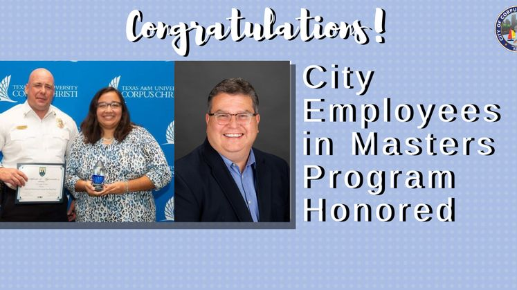 City Employees Honored