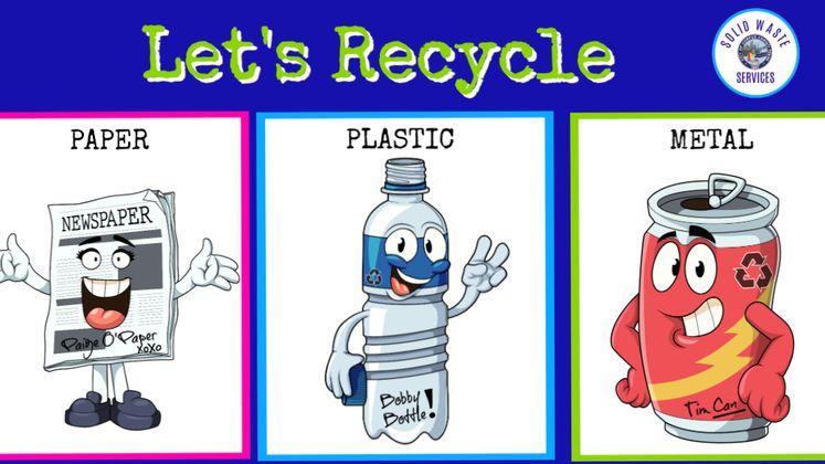 Recycle Range Carousel