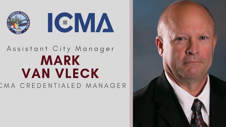 Mark Van Vleck ICMA