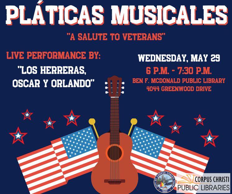 Graphic 5-21-19 Platicas Musicales