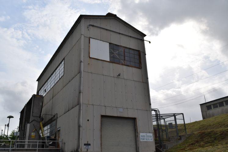 Calallen Pump Station