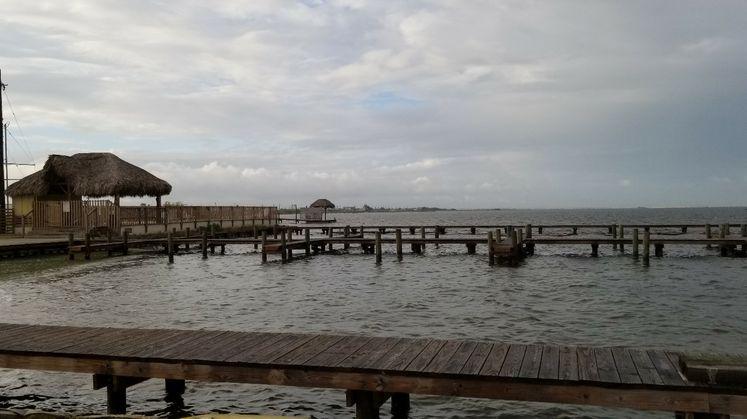 Flour Bluff Pier at Laguna Shores Dr.