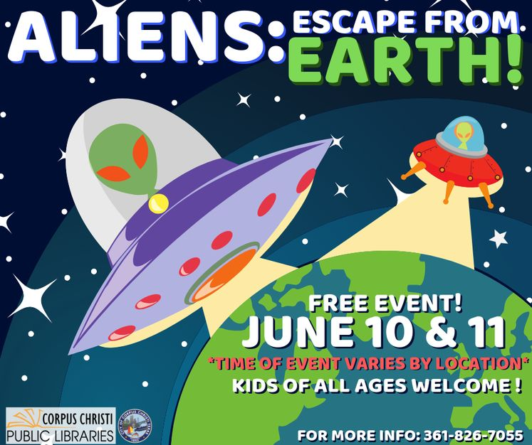 Graphic 6-5-19 Aliens Escape