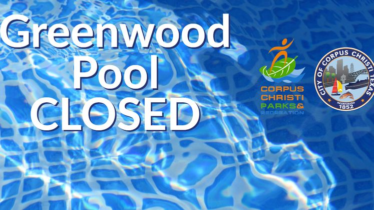 Greenwood Pool Closed Carousel