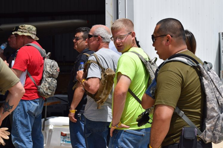 CCIA Evacuation Drill