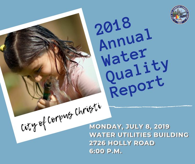 2018 Annual Water Quality Report