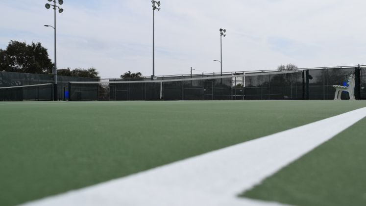 Al Kruze Tennis Court