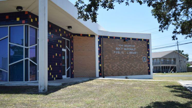 Ben F. McDonald Public Library