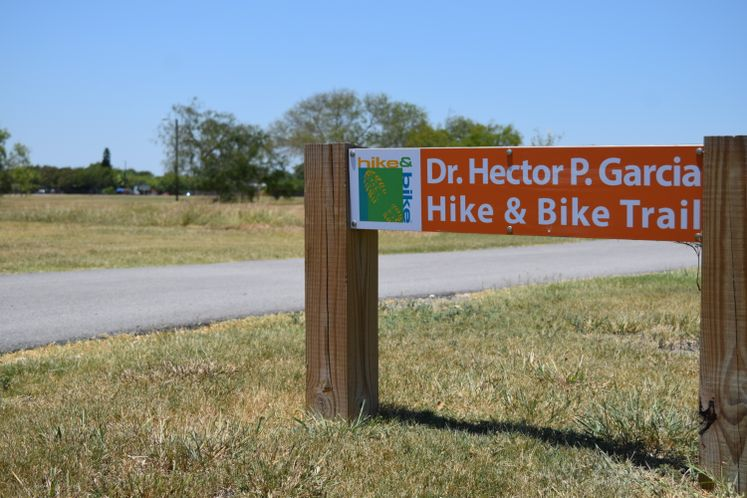 Dr. Hector P. Garcia Park