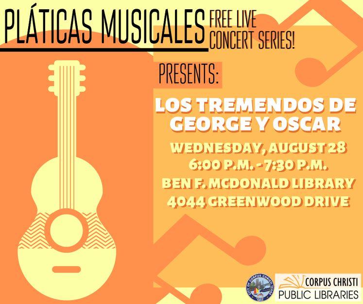 Graphic 8-26-19 Platicas Musicales