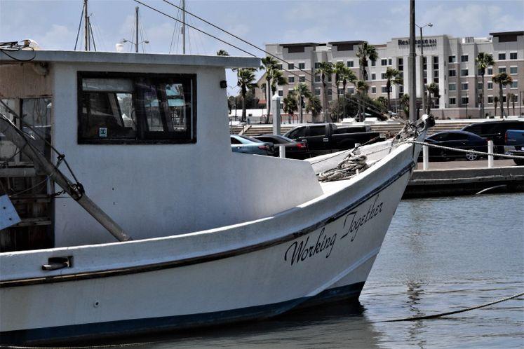 Boat at Marina's L Head