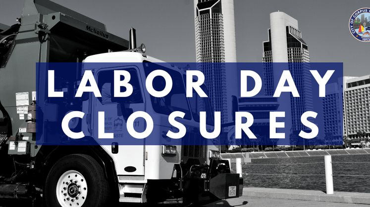 Labor Day Closures