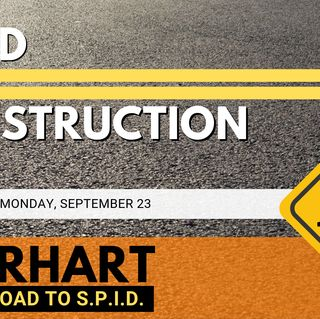 Everhart Road Construction Begins Monday