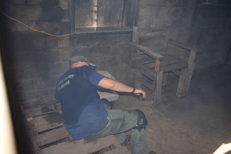 CCFD Fire Escape Demo