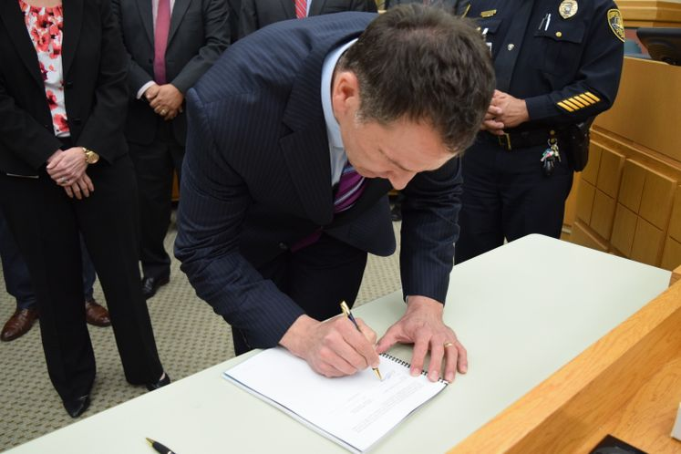 City of CC Agreement with CCPOA