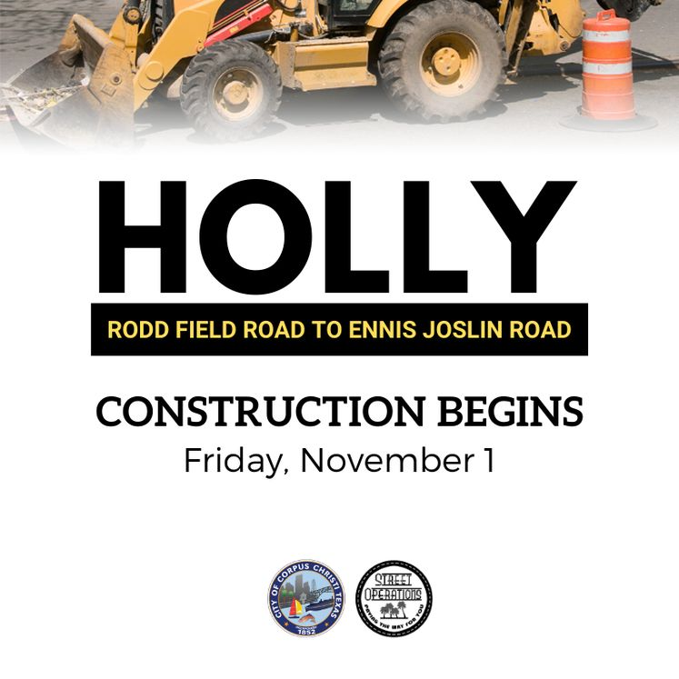 Holly Road Project 10-30-19 FB