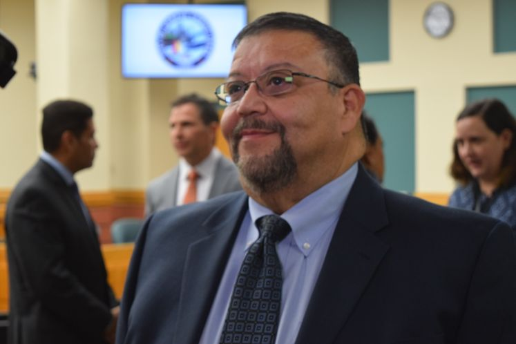 Richard Martinez Introduced as New Director of Public Works/Streets