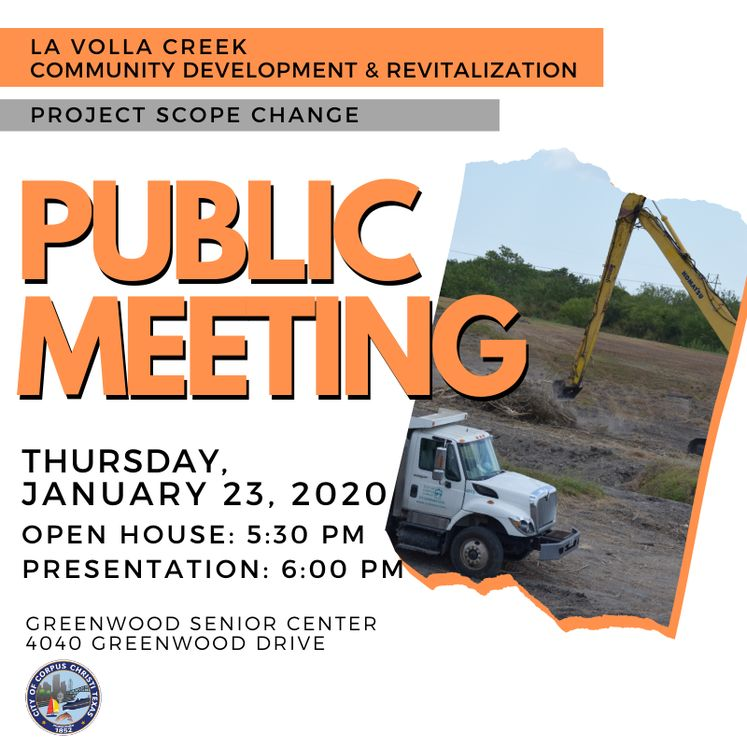 La Volla Public Meeting