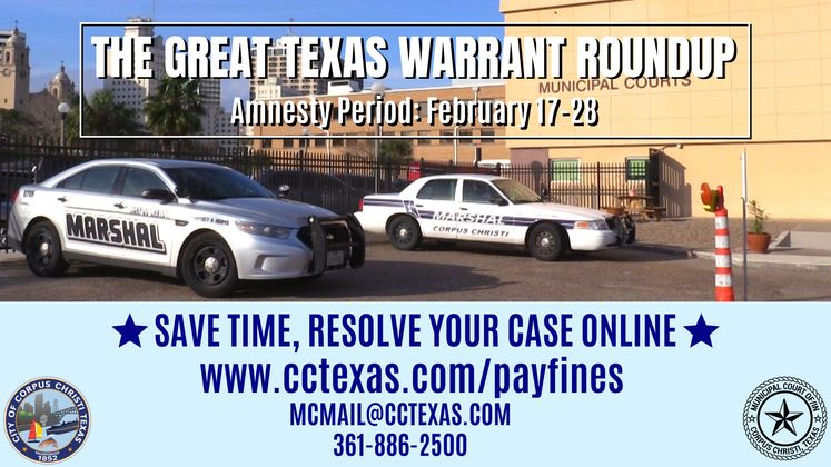Great Texas 2020 Warrant Roundup