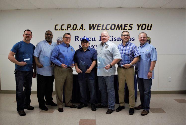 CCPD 2019 Retirees