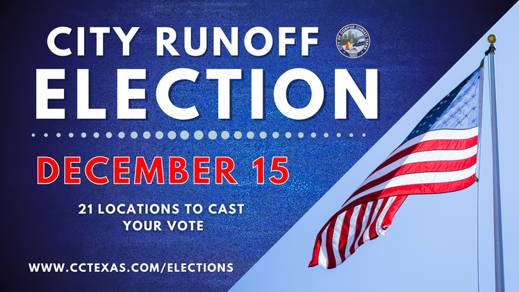 Runoff Election Day 12-14-20