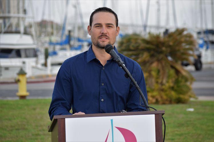 Jonathan Atwood New Marina Manager