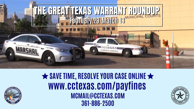 Great Texas Warrant Roundup 2020