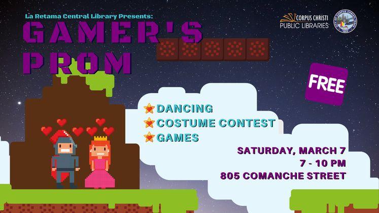 Gamer's Prom
