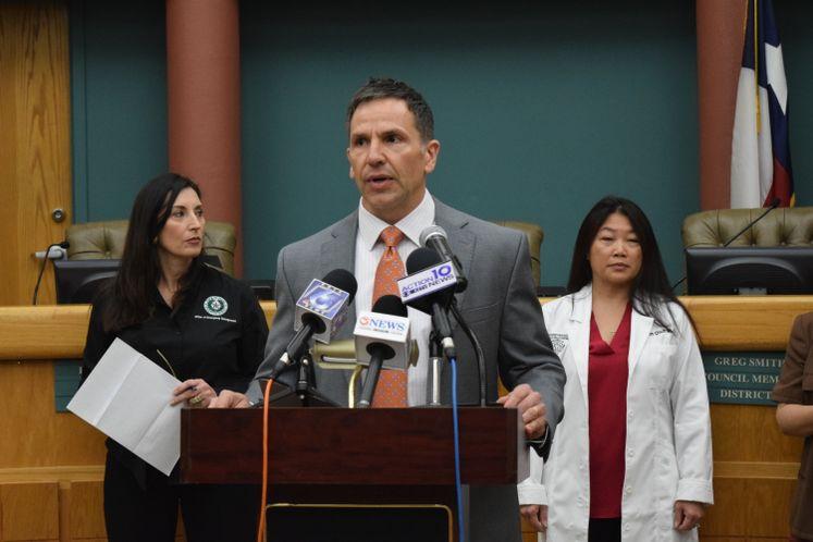 City-County Presser Update on Coronavirus