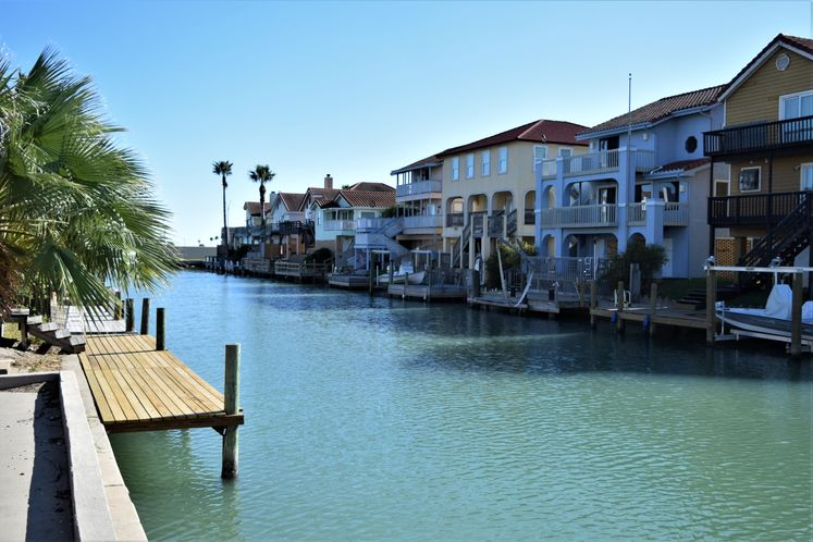 North Beach Canals