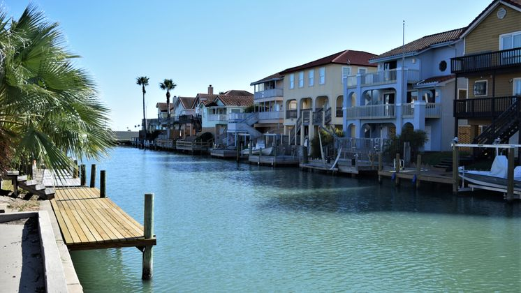 North Beach Canals