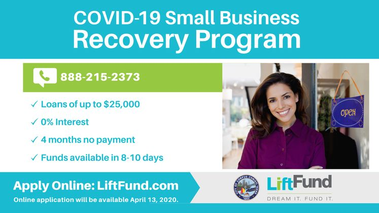 Small Business Recovery Program