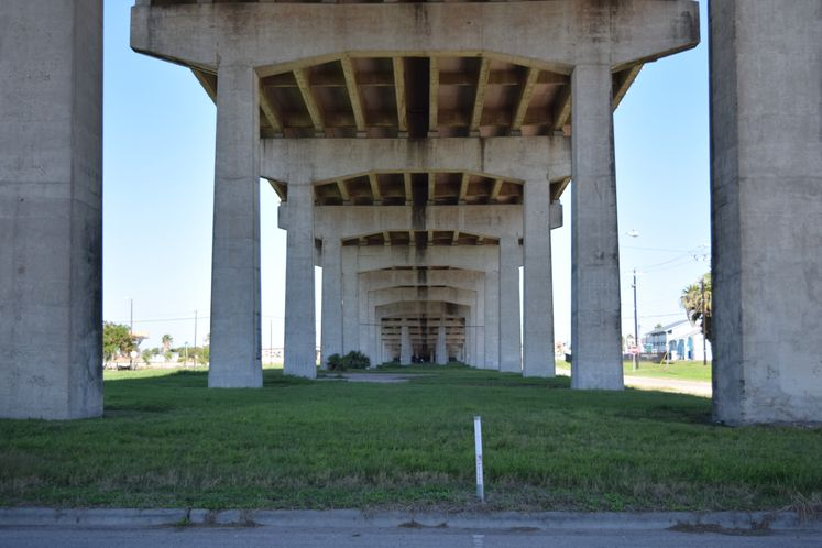 Harbor Bridge Underpass