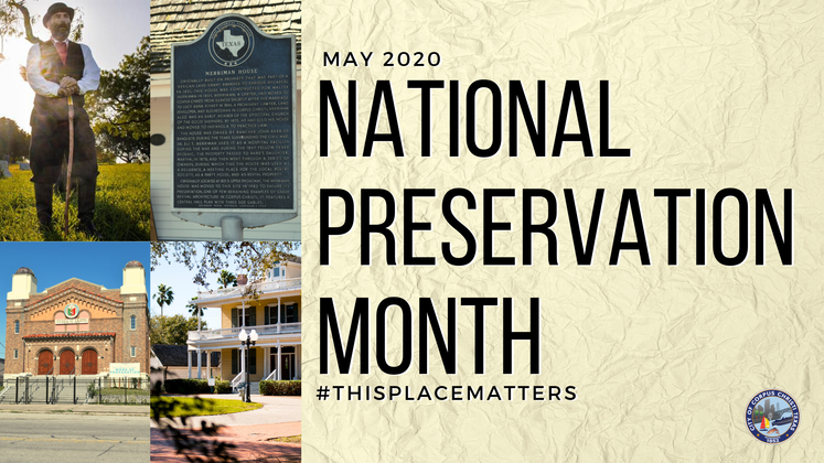 Graphic 5-6-20 National Preservation Month 1