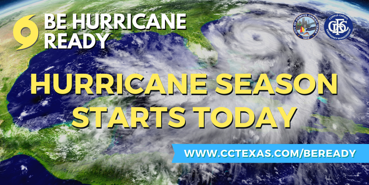 Hurricane Season Begins Today