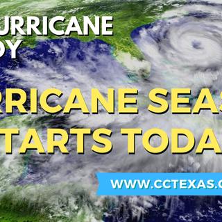 Hurricane Season Begins Today