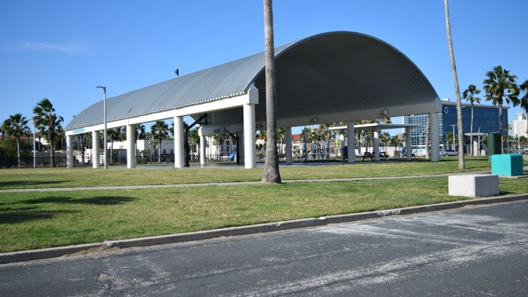 Water's Edge Islanders Pavilion