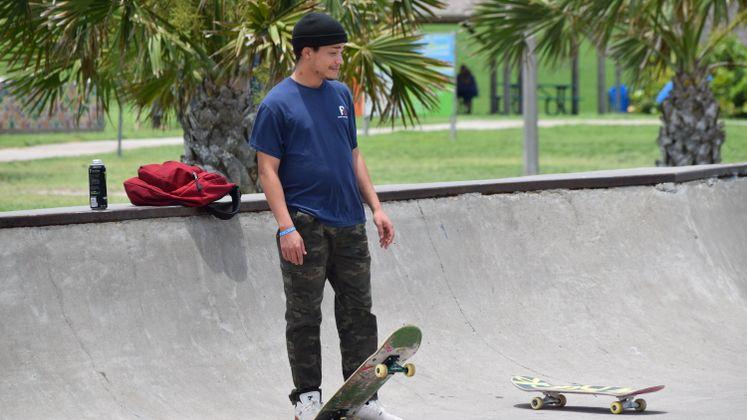 Skate Park at Cole Park