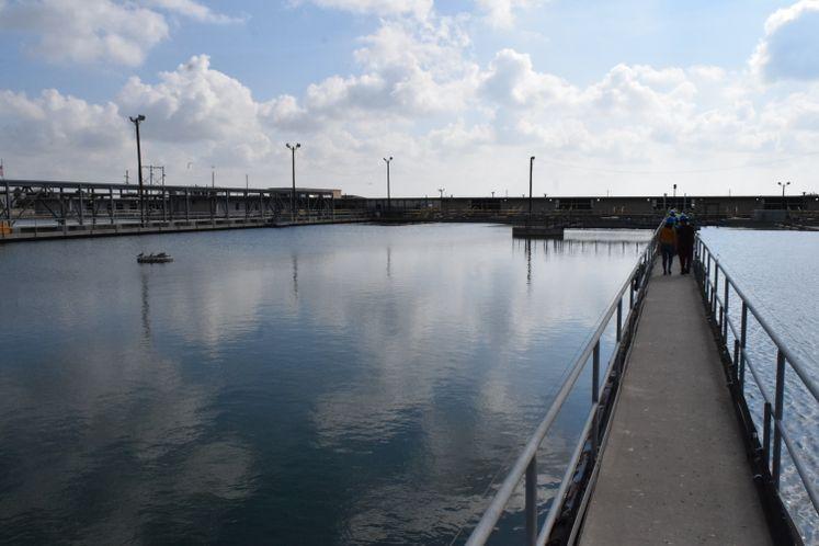 O. N Stevens Water Treatment Plant