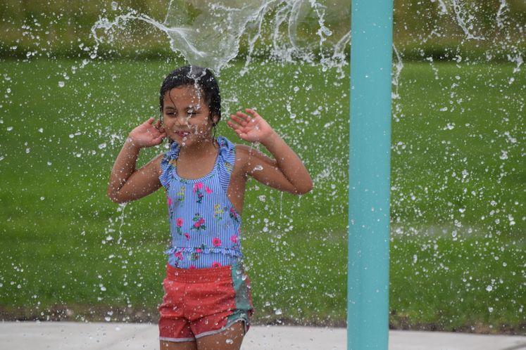 Salinas Park Splash Pad