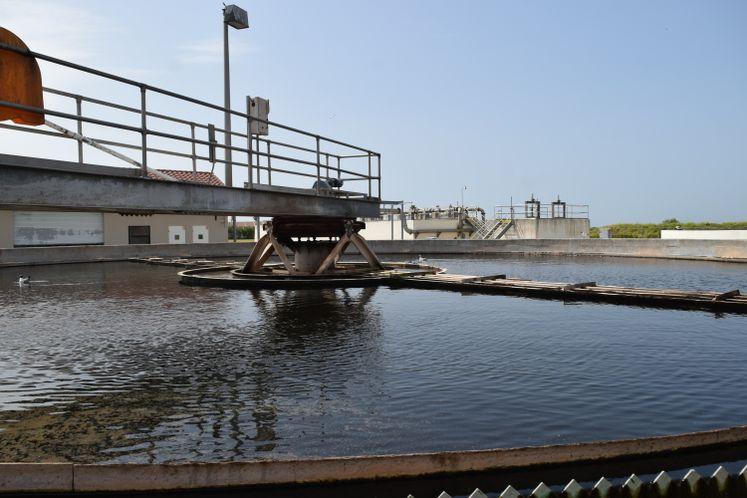 Whitecap Wastewater Treatment Plant