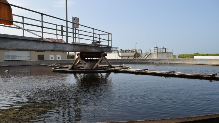 Whitecap Wastewater Treatment Plant