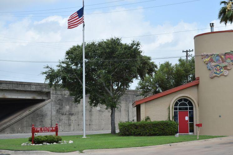 CCFD Fire Station No1