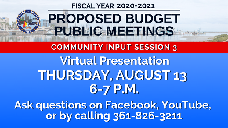 Graphic 8-13-20 Proposed Budget 2020-2021 Meeting