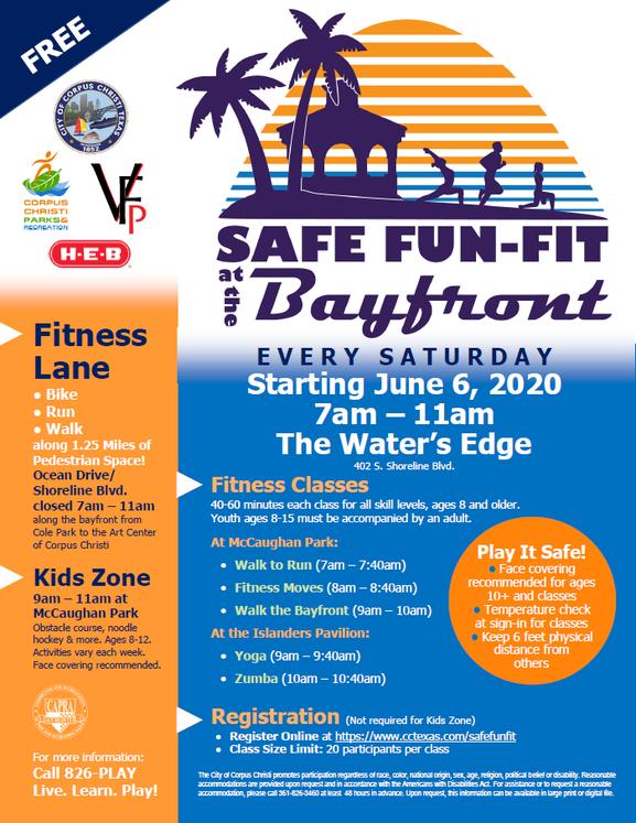 Safe Fun Flyer