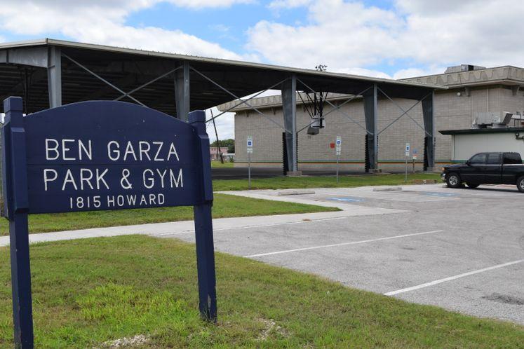 Ben Garza Park and Gym