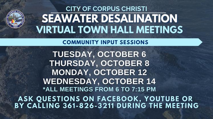 Desal Town Hall Meetings