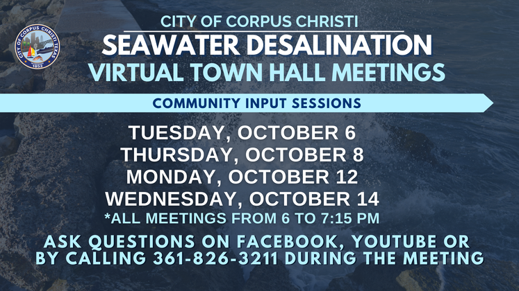 Desal Town Hall Meetings