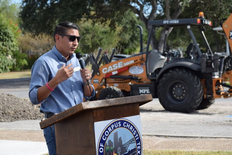 Swantner Drive Project Kickoff