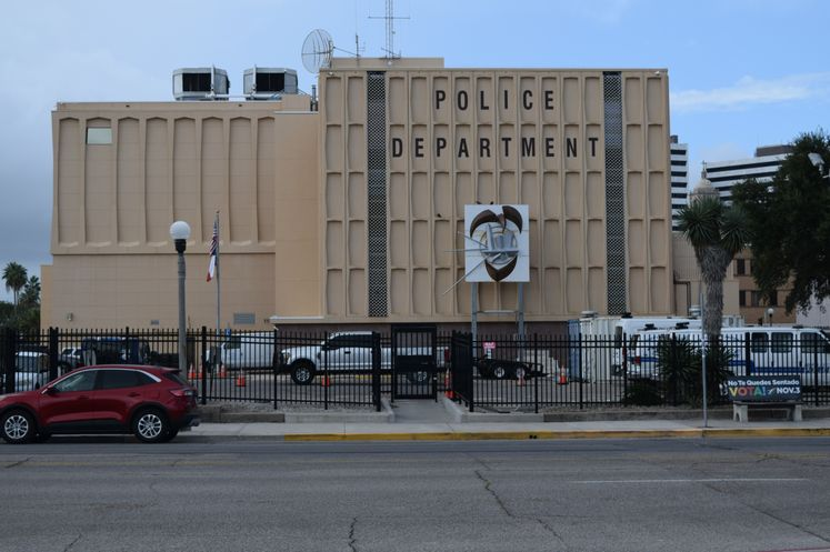 Corpus Christi Police Department Headquarters